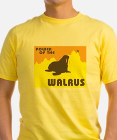 power of the WALRUS! T-Shirt