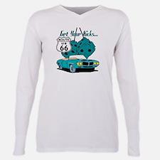 Blue Dice Route 66 T-Shirt