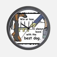 The best Beauceron Wall Clock