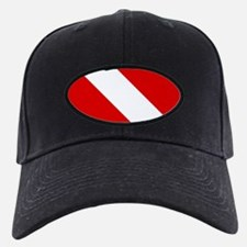 Diving: Diving Flag Baseball Hat