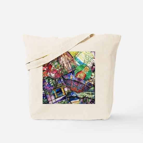 Tiffany Angel Tote Bag