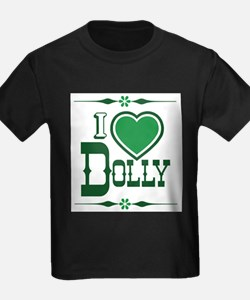 I Heart Dolly T-Shirt