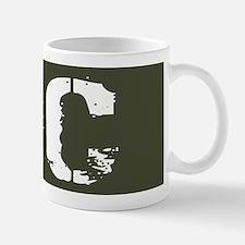 U.S. Army: 11C Mortarman (Military Gree Mug