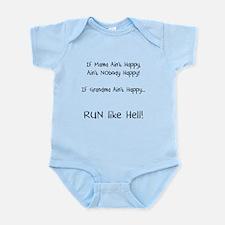 If Mama Aint Happy Body Suit