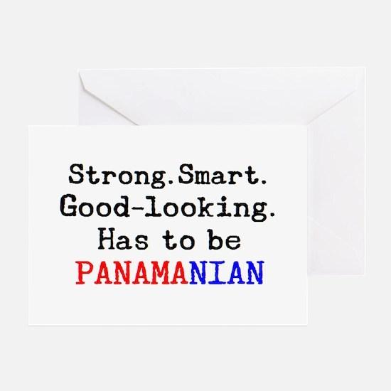 be panamanian Greeting Card