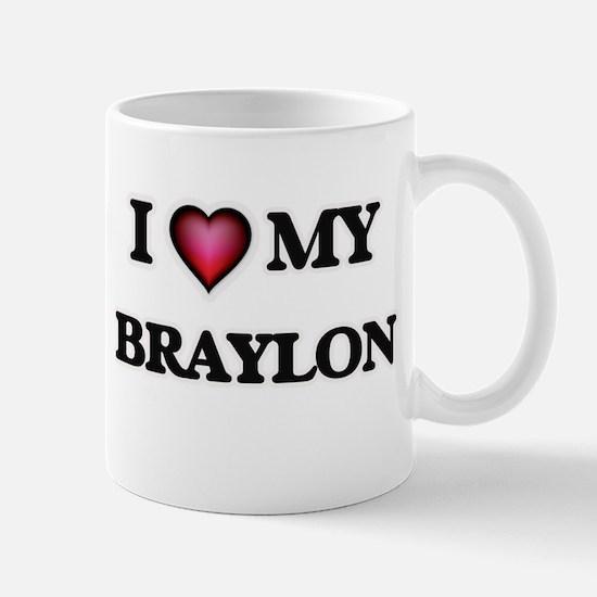 I love Braylon Mugs