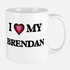 I love Brendan Mugs
