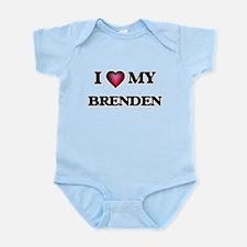 I love Brenden Body Suit