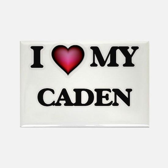 I love Caden Magnets