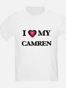 I love Camren T-Shirt