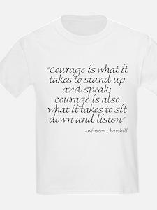 Unique Churchill T-Shirt