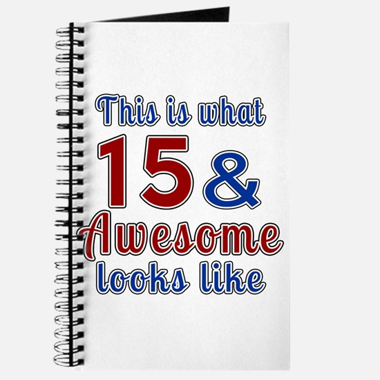 15 Awesome Birthday Designs Journal