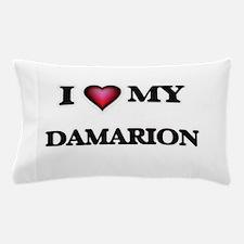 I love Damarion Pillow Case