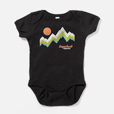Sugarbush Vermont Baby Bodysuit
