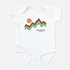 Sugarbush Vermont Infant Bodysuit