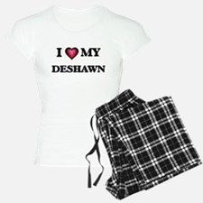 I love Deshawn Pajamas