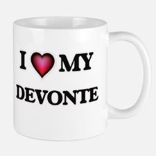I love Devonte Mugs