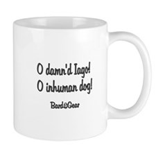 Inhuman Dog Coffee Mug
