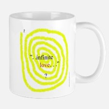 115c. infinite love ? Mug