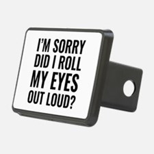 Roll My Eyes Hitch Cover