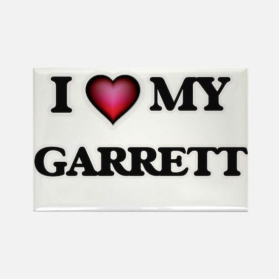 I love Garrett Magnets
