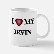 I love Irvin Mugs