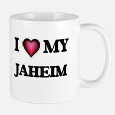 I love Jaheim Mugs