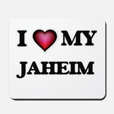 I love Jaheim Mousepad
