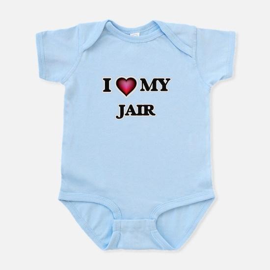 I love Jair Body Suit