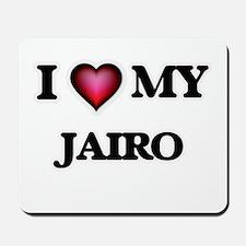 I love Jairo Mousepad