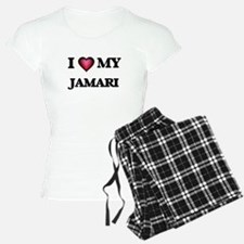 I love Jamari Pajamas