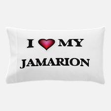 I love Jamarion Pillow Case
