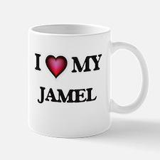 I love Jamel Mugs