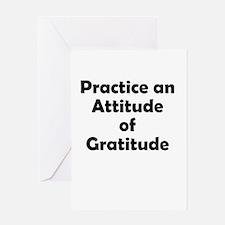 attitude-gratitude.png Greeting Cards