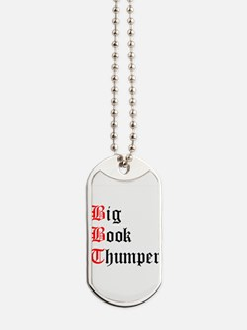 big-book-thumper-2.png Dog Tags