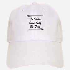 thine-own-self.png Baseball Baseball Baseball Cap