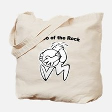 let-go-of-the-rock.png Tote Bag