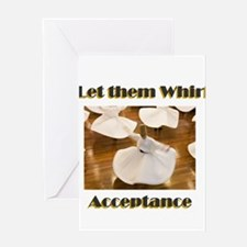 let-them-whirl.png Greeting Cards
