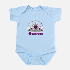 I Am Your Queen Body Suit