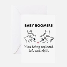 Baby Boomers - Hips being replaced left and right