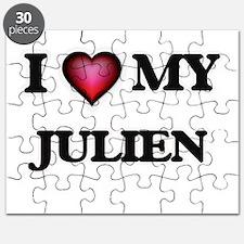 I love Julien Puzzle