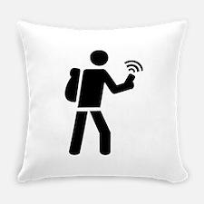 Geocaching Everyday Pillow