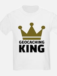 Geocaching King T-Shirt