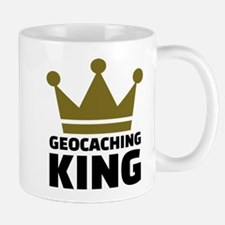 Geocaching King Mugs