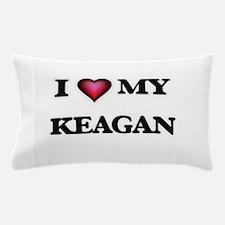I love Keagan Pillow Case