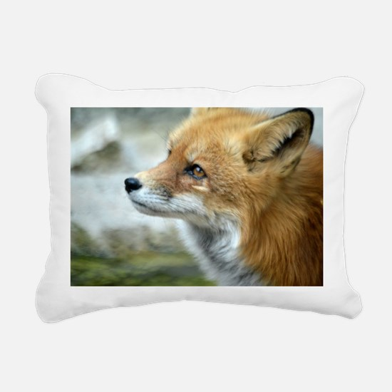 Funny Forest animals Rectangular Canvas Pillow