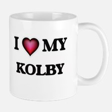 I love Kolby Mugs