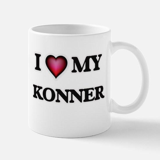 I love Konner Mugs