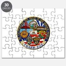 Service People Proud Puzzle