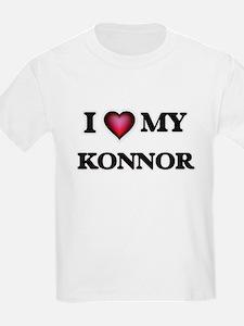 I love Konnor T-Shirt
